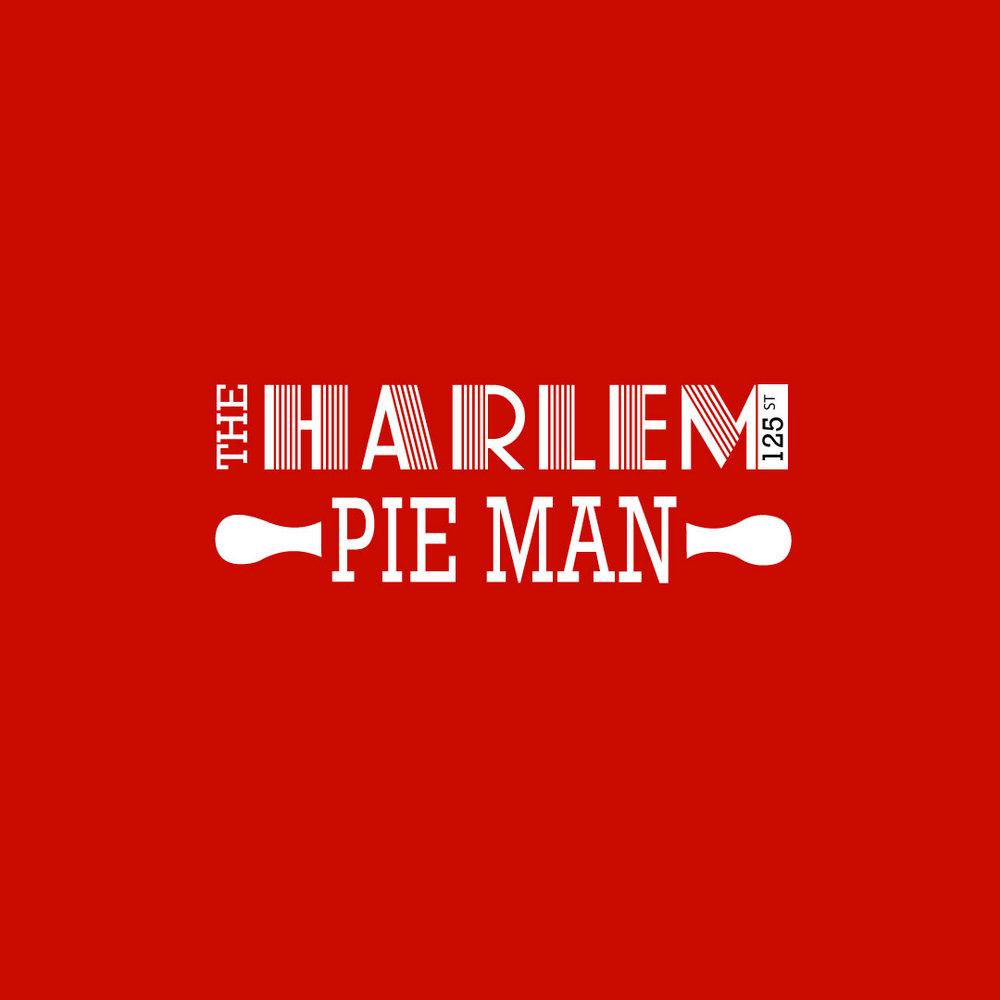 THE HARLEM PIE MAN LOGO