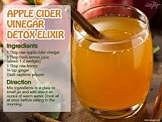 Apple Cider Vinegar as a Detox. - Best way to clean out your system.