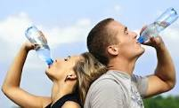 Drink Plenty of Water! - 8-10, 8-ounce glasses a day.