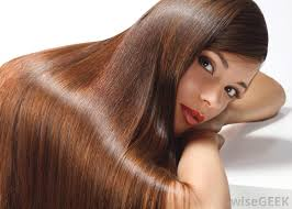 For Beautiful Shinning Hair Take Evening Primrose Oil. - Helps with hair loss and thinning of hair.
