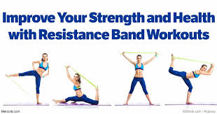 Get Fit With Resistance Bands