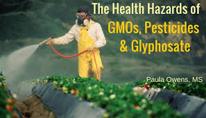 Proven Studies Show the Health Hazards of Glyphosate.