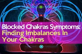 Become Aware of Where Your Chakras are Blocked