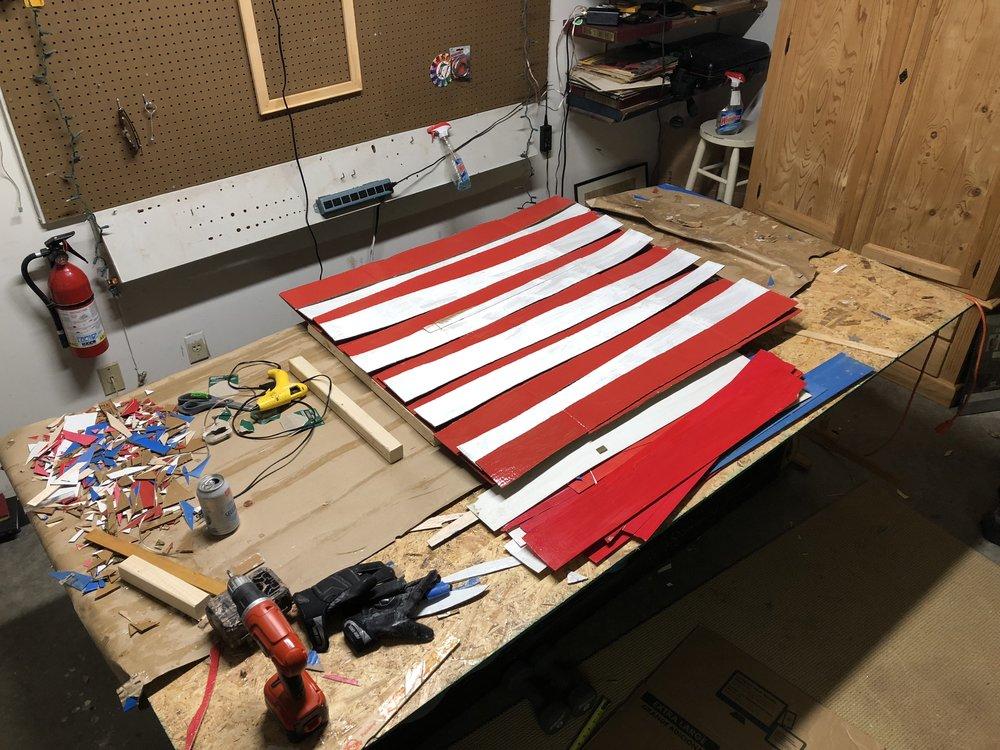 Flag #26, day 1.