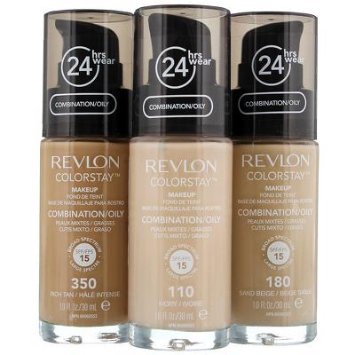 Revlon ColourStay Combination/Oily