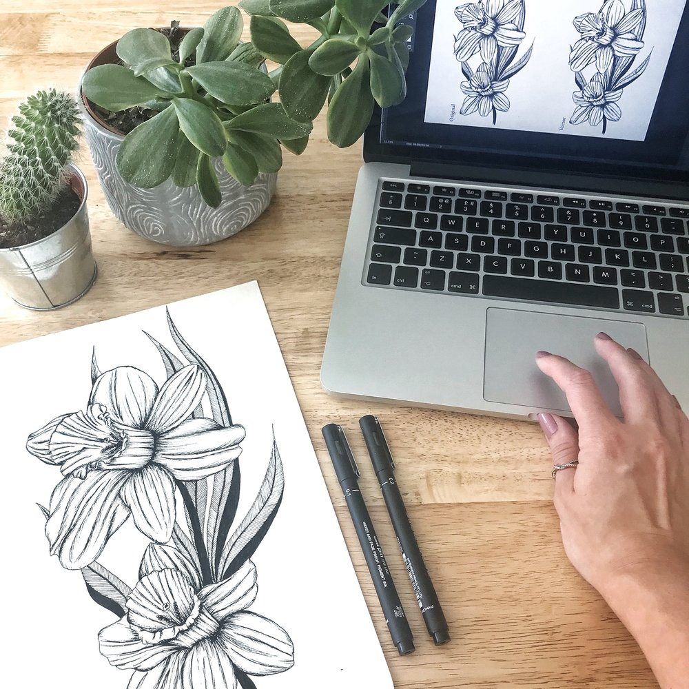 LATESTSKILLSHARE CLASSES - You may or may not have have seen that i'm teaching on Skillshare now. Head over there to learn my illustration techniques and tips.