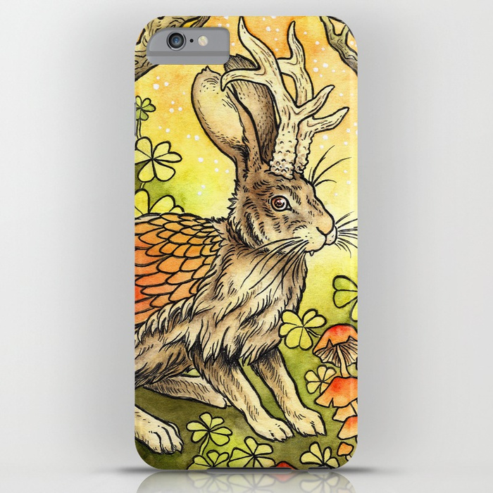 winged-jackalope-in-summer-plumage-cases.jpg