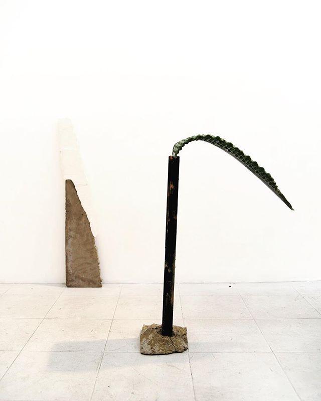 Install shot! #art #exhibition #sendyourlocation #NYC #emergingartist #biraajdodiya
