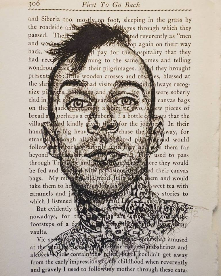 Travis Barker - Ink ■ 5