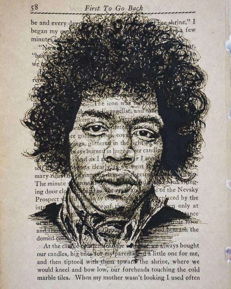 Hendrix - Ink ■ 5