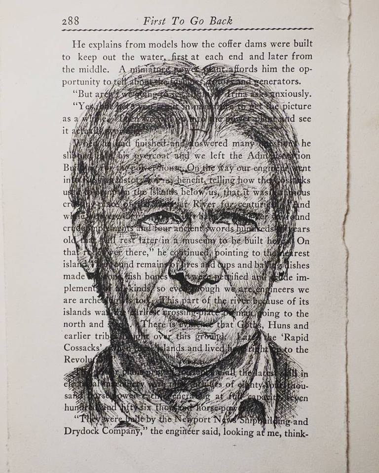 Harrison Ford - Ink ■ 5