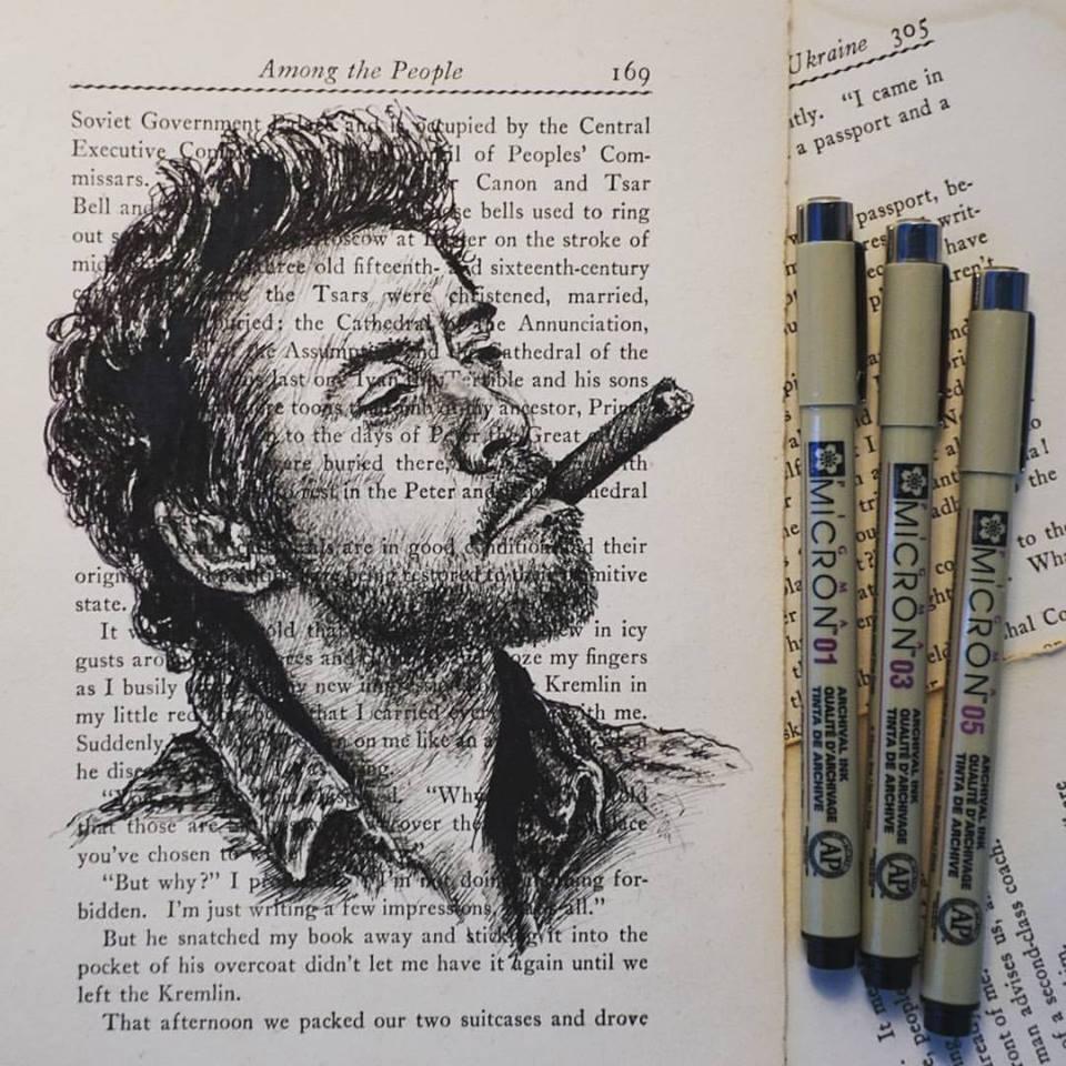 Robert Downey Jr. - Ink ■ 5
