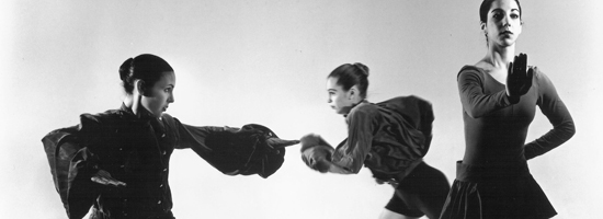 Secret Combinations (1995) Costumes by Bernard Johnson. Photo by Tom Caravaglia.