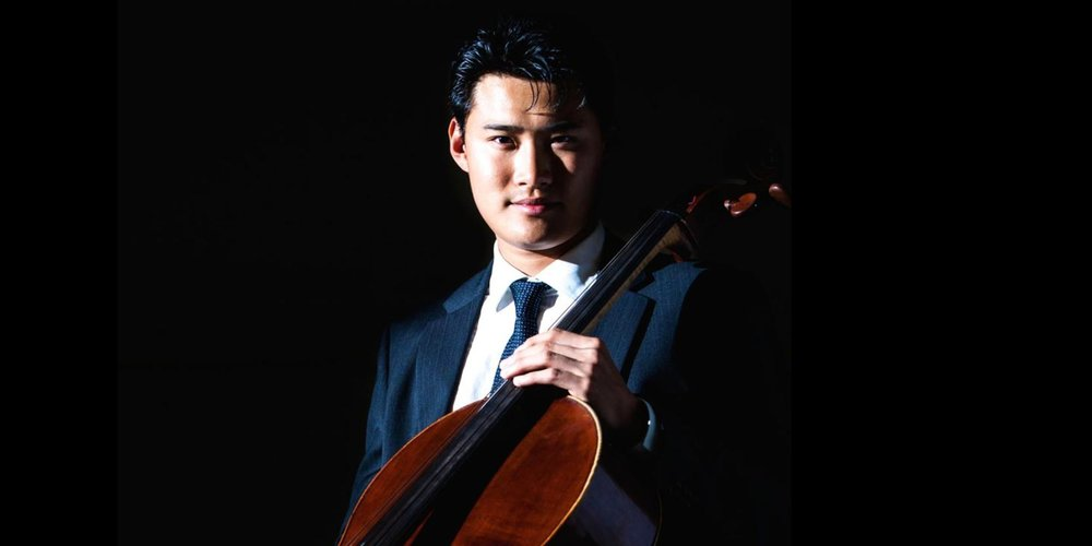 CELLO RECITAL with JONAH KIM - MAR 4, 2018