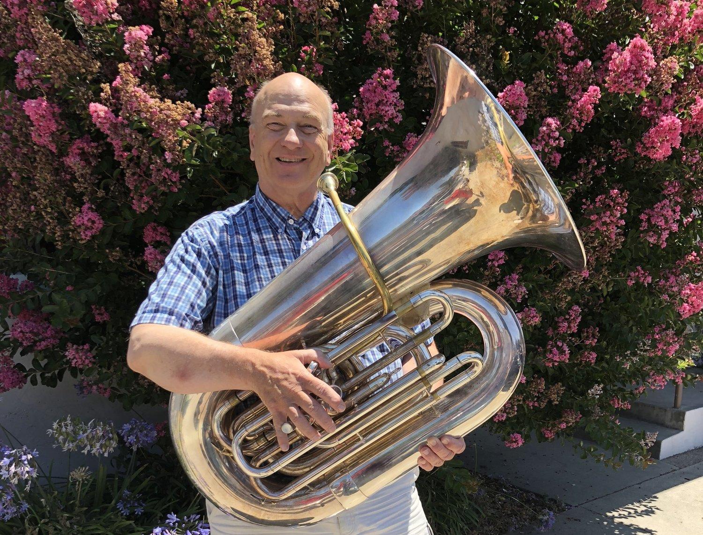 Musician Spotlight - Forrest Byram, Tuba — Santa Cruz Symphony