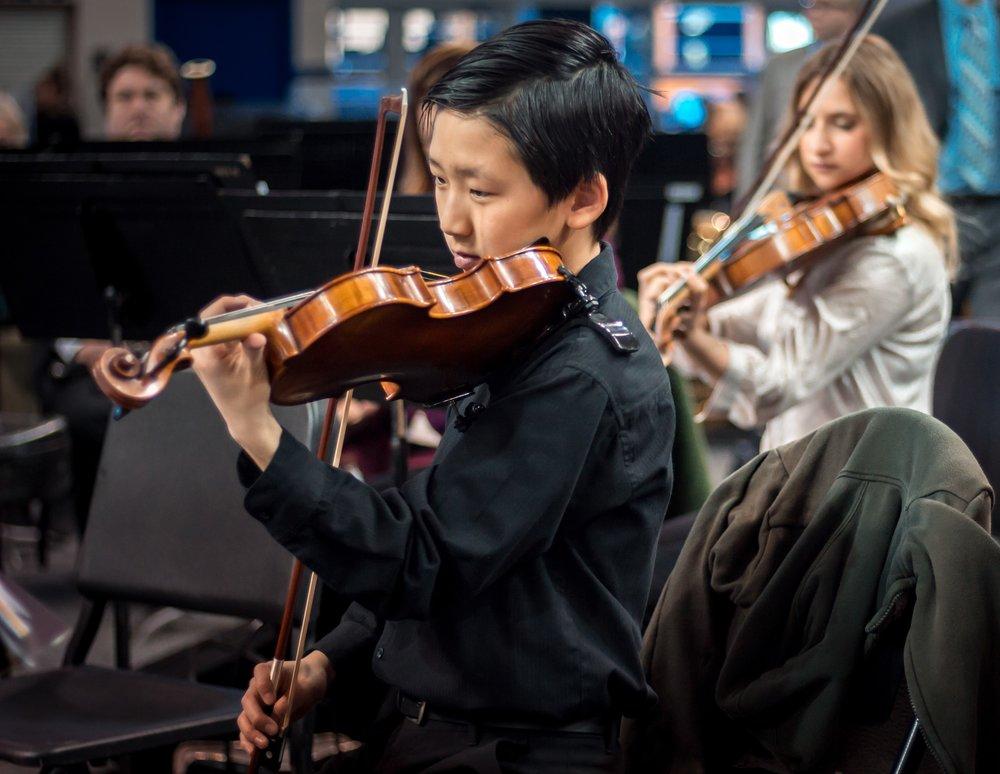 Santa Cruz County Youth Symphony