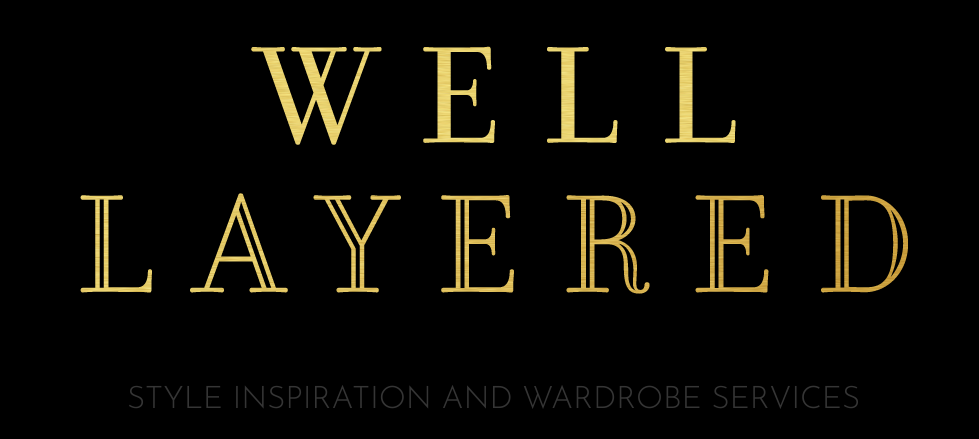 Well Layered - Style Inspiration and Wardrobe Services