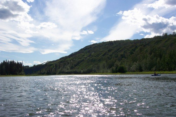 Peace River (photo: Tamara Dokkie)