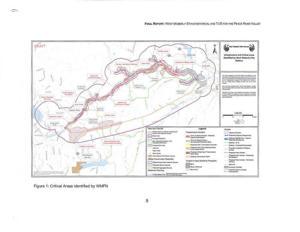 Critical Areas with Site C Infrastructure.jpg