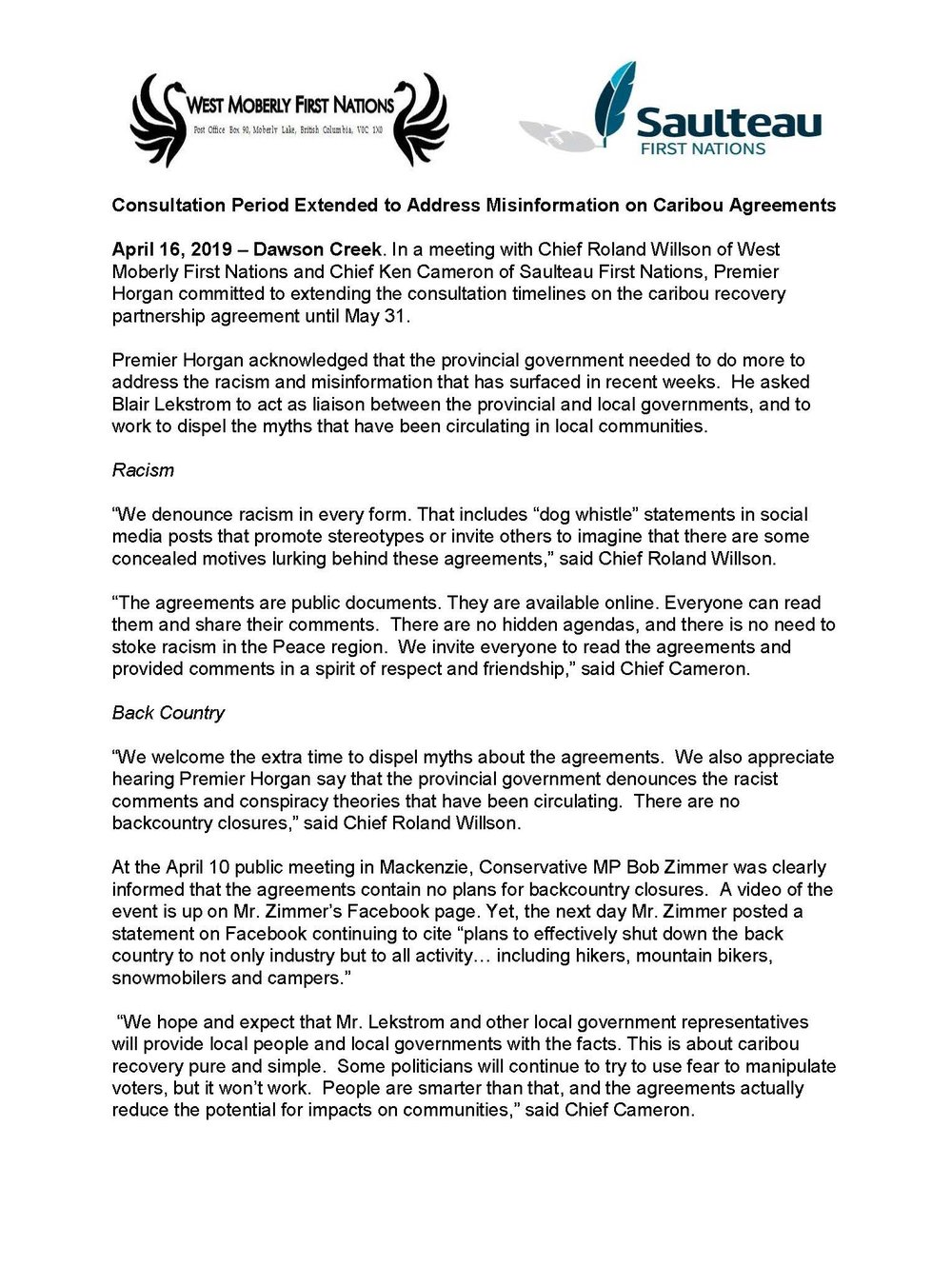 News Release Apr 16-Consultation Period Extended to Address Misinformation on Caribou Agreements_Page_1.jpg