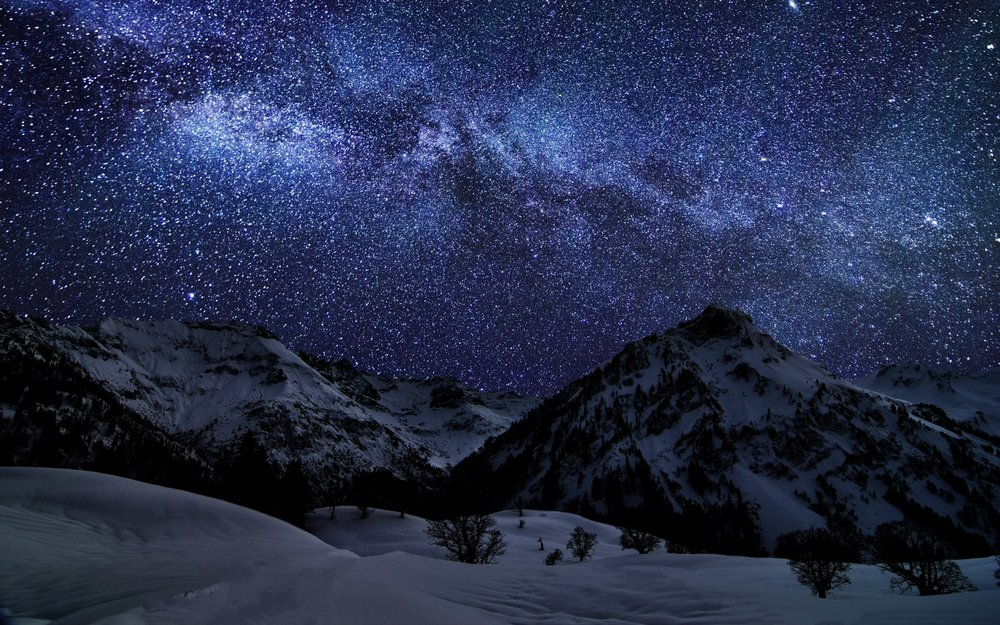 Reflection_Nature_Water_Landscape_Mountain_Winter_Stars_Sky_Night_3840x2400.jpg