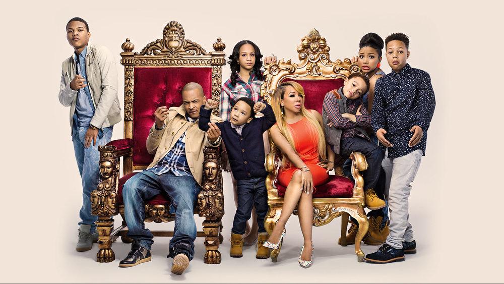 T.I. & Tiny's Family Hustle - VH1 (2012-17) Field Coordinator & DIT
