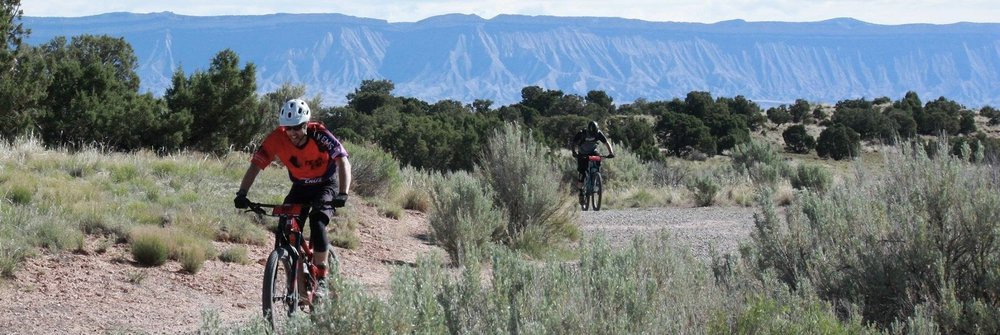 teamEMS cyclist Grand Junction Off Road