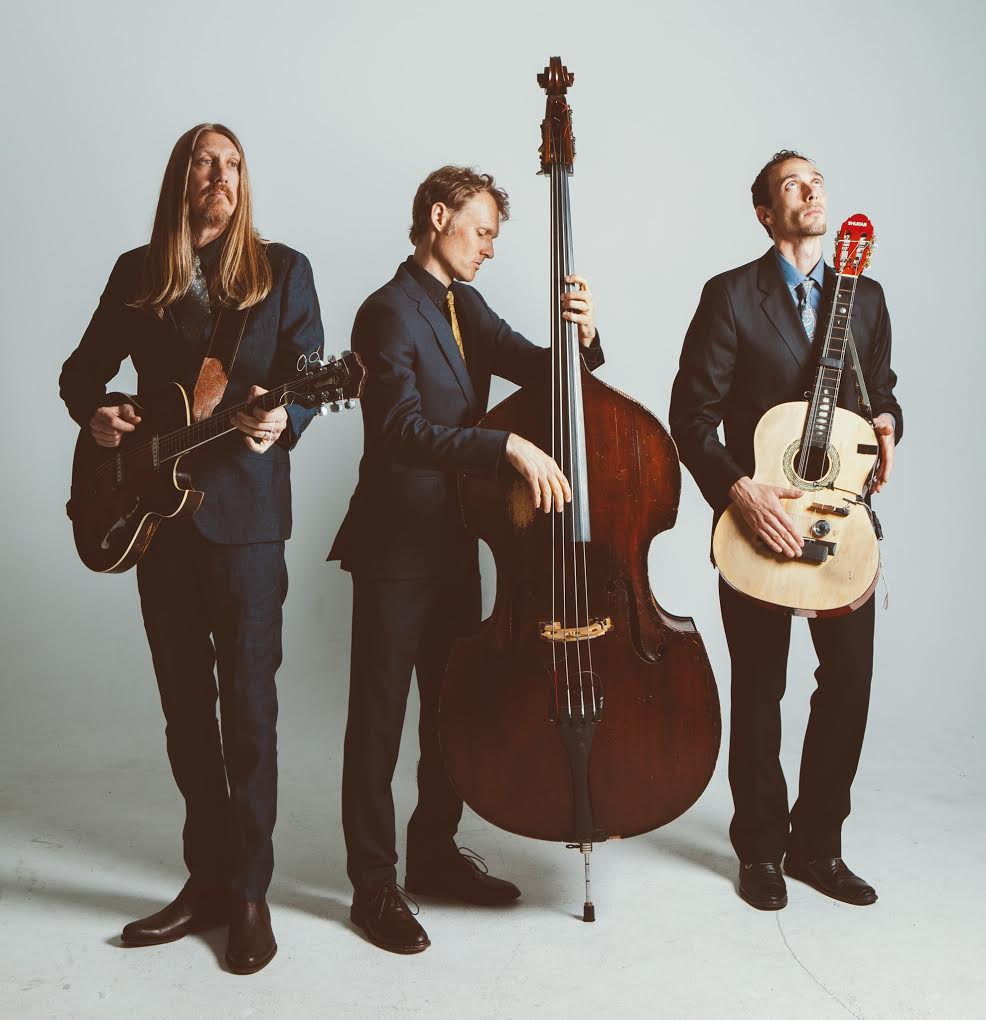 "The Wood Brothers - ""The Masters of Soulful Folk"""