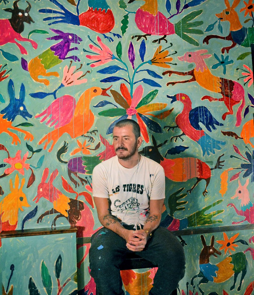 Dos Caminos, Soho, NYC, Restaurant Mural