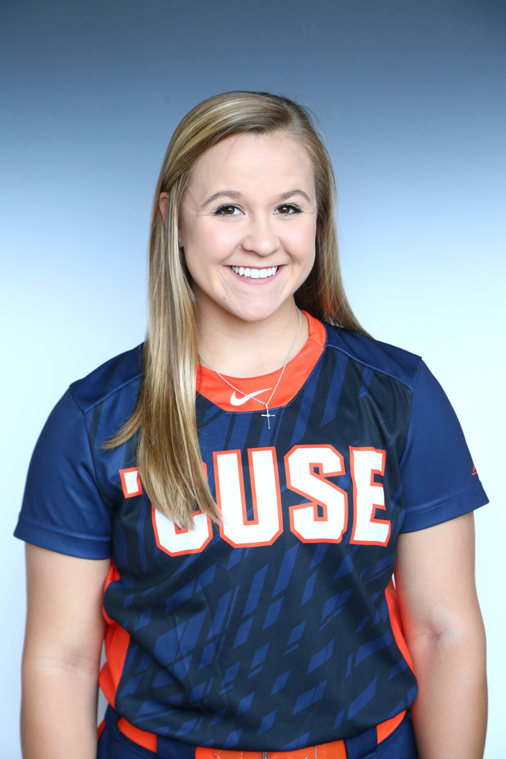 Bryce Holmgren - I am a senior softball player at Syracuse University. I love coffee and dogs, but my true passion lies in my heart for people. I love to help people and hope to use my gifts to help people who can't help themselves as a doctor one day.