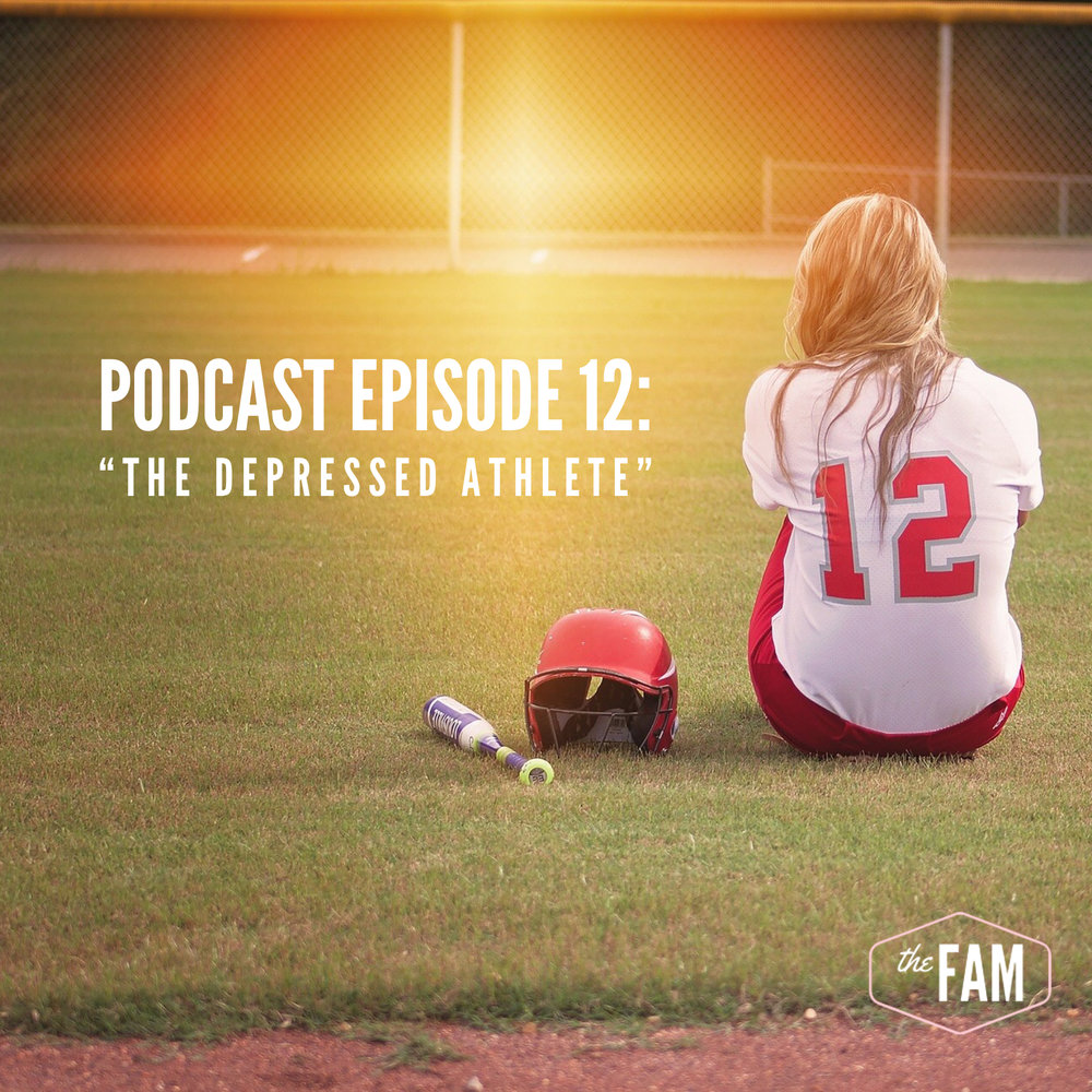 E. #12 - Mental Health Pt. 2: The Depressed Athlete - with Kaitlin Patton - Current clinical psychology doctorate student, Kaitlin Patton, unpacks the mental health of an athlete. This episode is focusing on the