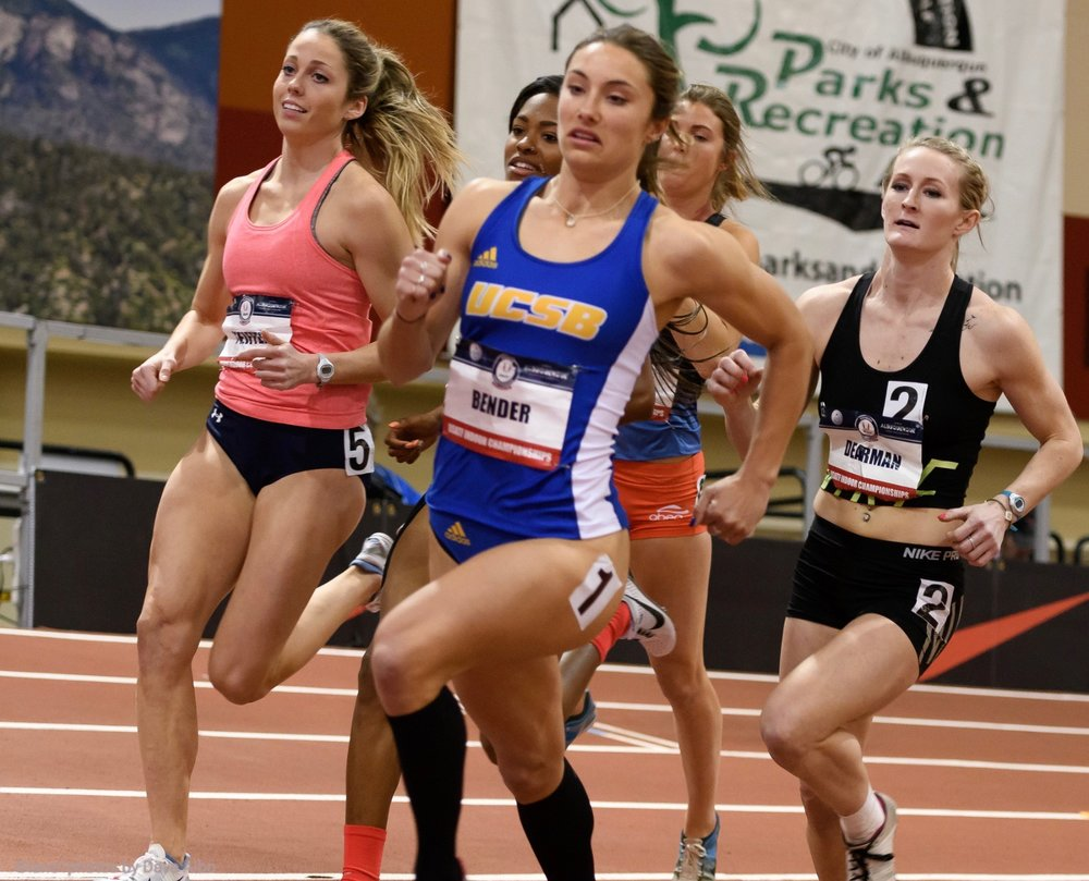 Ep. #13 - Heptathlon, Sophomore Slump, and Trusting God - with UCSB Track Star Hope Bender - Hope Bender is a senior on the track team at UC Santa Barbara. She competes in the heptathlon, which is a combination of seven events over two days! In this episode, Hope shares with us the mental and emotional strength it takes to compete in such an intense sport. We also talk about her sophomore slump and how it almost destroyed her and her faith. But instead, she was able to grow stronger through it.Listen on iTunes HERE or Soundcloud HERE