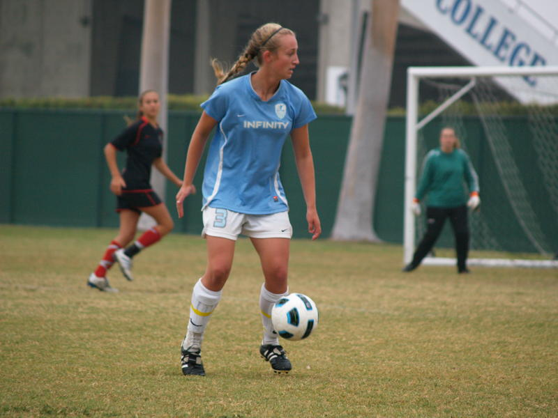 Ep. #20 - Crumbling Under the Pressure to Be Perfect - with Kayla Perry (Part 1) - UNC Greensboro soccer alum - Kayla Perry, reflects on her high school days when she suffered from performance anxiety. Her dad was that intense soccer dad who wanted the BEST for her, and yet as pressure got too big to impress him, she began to crumble. Can you relate? Maybe it's a parent, a coach, or even yourself, but when you get so anxious to perform well, it can often cripple your game. Here Kayla will tell us her story and encourage us in specific ways.Listen on iTunes HERE -or- Soundcloud HERE