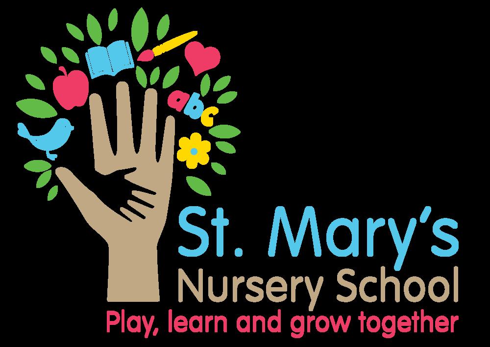 St Marys Nursery logo PNG file.png