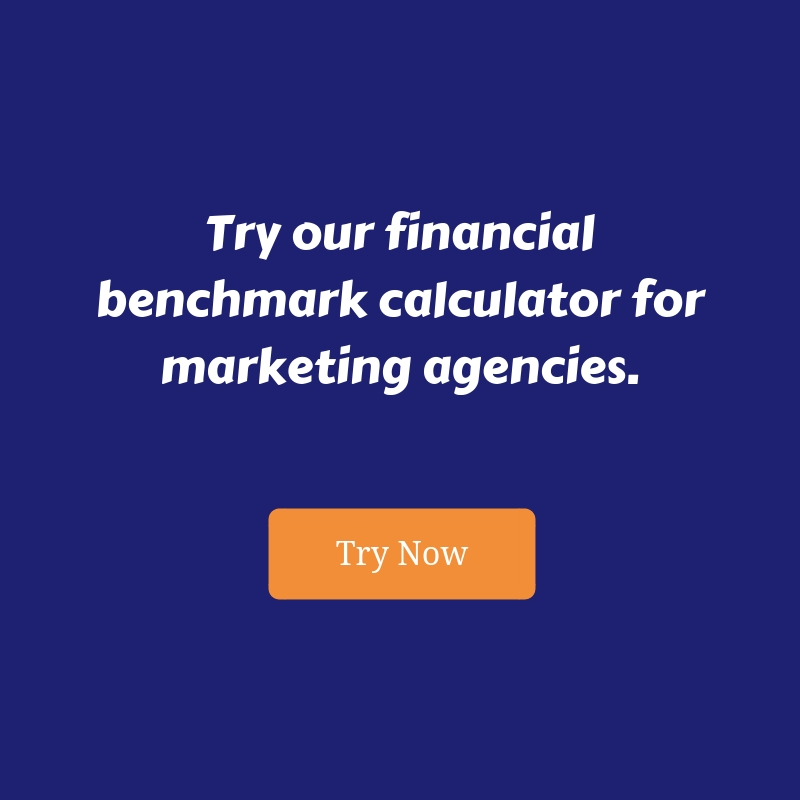Use your current financial reports to obtain the information necessary to calculate your current financial benchmarks.