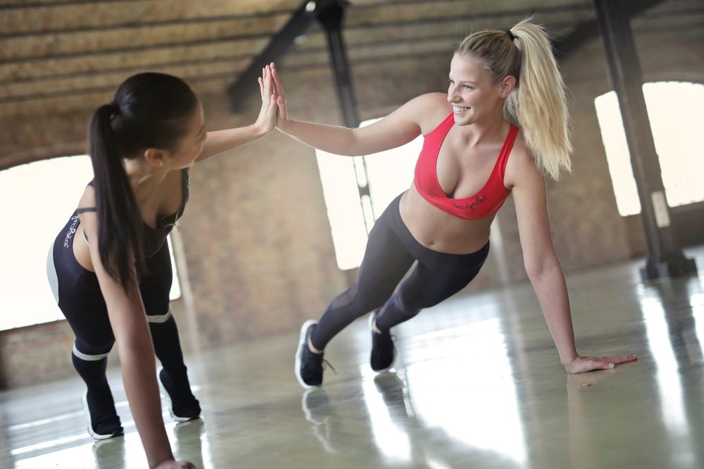 Why Train Alone   Train With a Friend    Personal Training