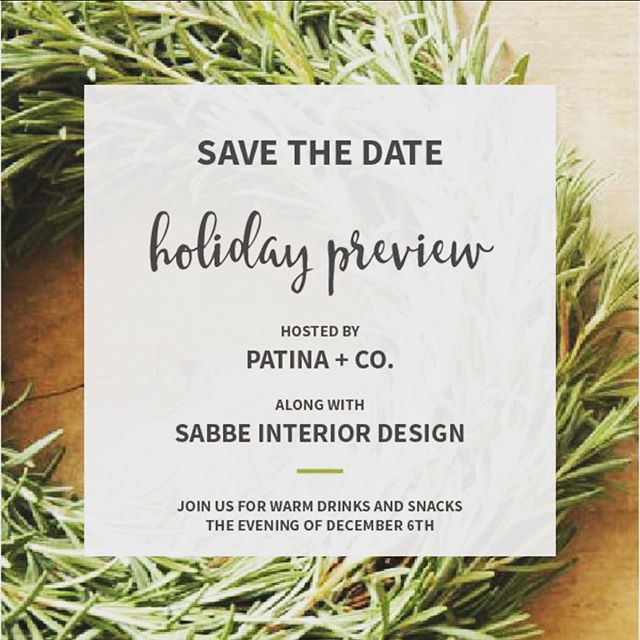 Tonight's the night! Come see us from 5-8 for all of your holiday (and life) needs! Haha all of them- like candles, pillows, throws, little landscapes, and beautiful  antique furniture that doesn't have antique price tags! DM for the address and come on out! @sabbeinteriordesign @thelittlelandscape #homefortheholidays #antiqueholidays #holidayswithfriends #holidaydecor #holidaystyle