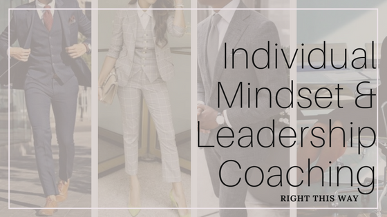 Individual Mindset and Leadership Coaching