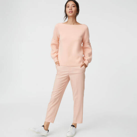Women's Gustano Cashmere Sweater - $349