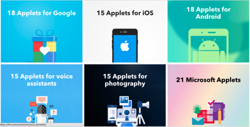 IFTTT - If only all communication channels worked as well as IFTTT does..