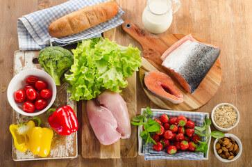 Eat Healthy Meals -