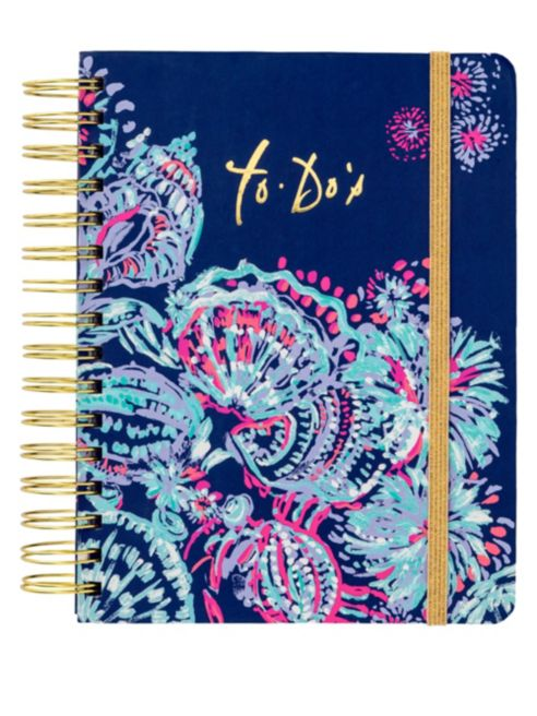LILLY PULITZER GYPSEA GIRL TO DO PLANNER - $25