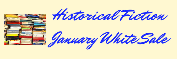 - A Bookfunnel Giveaway I'm participating in! January Historical Fiction White Sale.