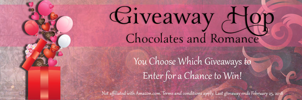 Click on the image to be taken to another page to browse through the giveaways.