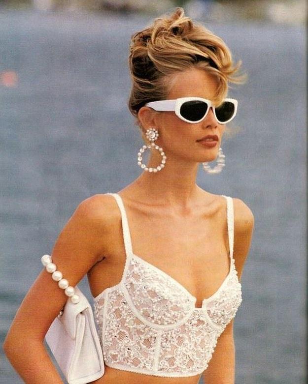 #bridevibes via Vogue January 1992