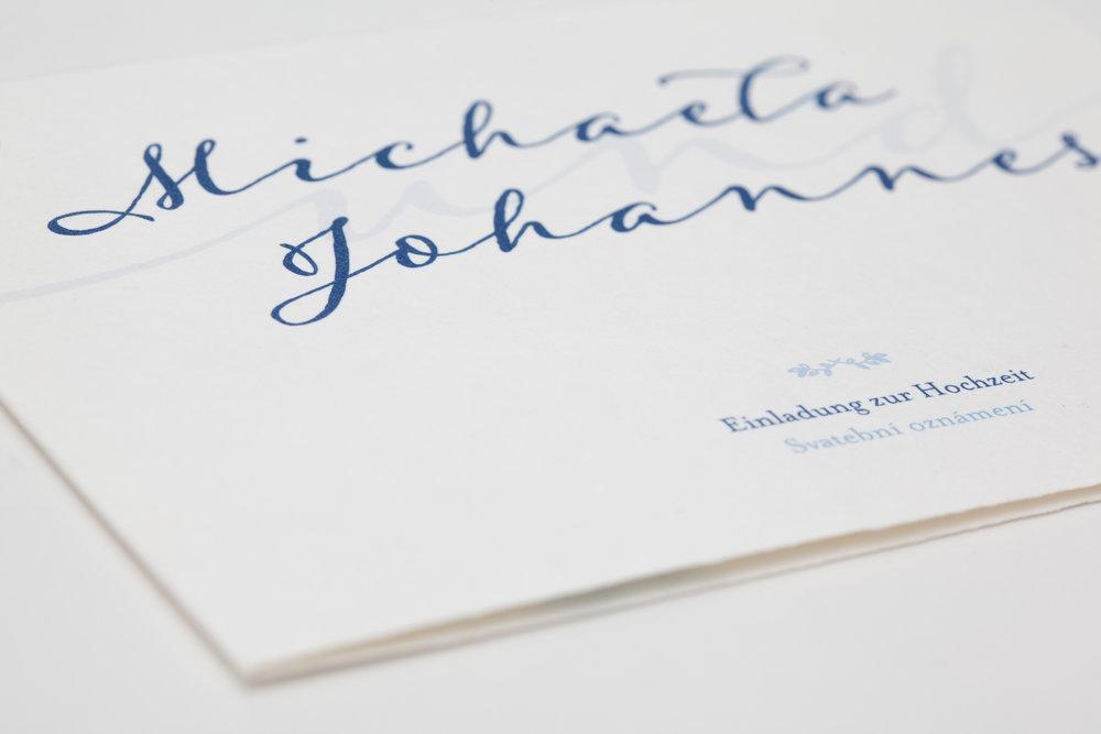 Michaela & Johannes -