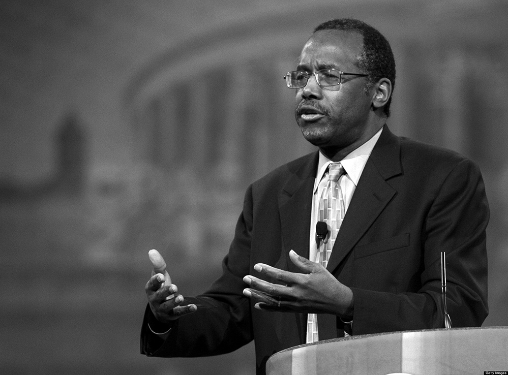 Photo Courtest of HuffingtonPost.com   Presidential Candidate Dr. Ben Carson has made Islamophobic comments.