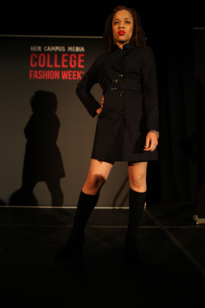 HerCampus Media hosts a college fashion show on Oct. 3 as part of Boston Fashion Week.
