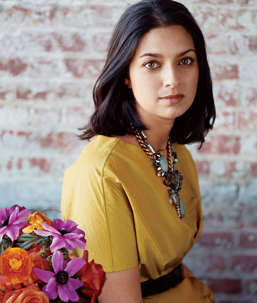 Photo courtesy of Vogue.com | Lahiri is a critically-acclaimed novelist known for her stories on identity and self.