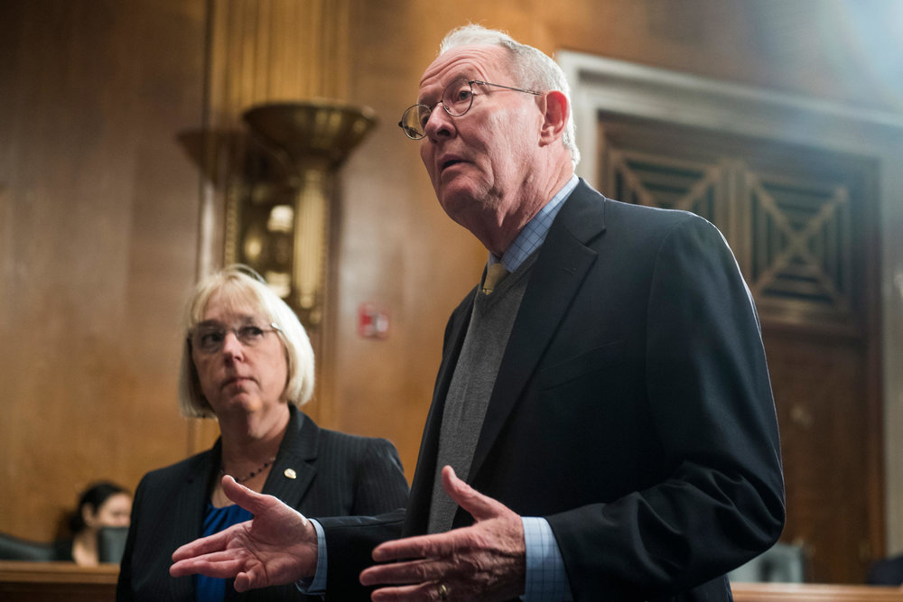 Photo Courtesy of wxxinews.org ||  Senators Lamar Alexander and Patty Murray found a bipartisan deal to save health care subsidies that were recently slashed by the Trump Administration.